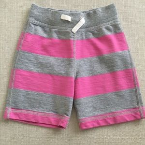 Hanna Andersson jersey shorts size 100